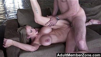 Watch Abbey Lane's Big Tits Bounce Up And Down