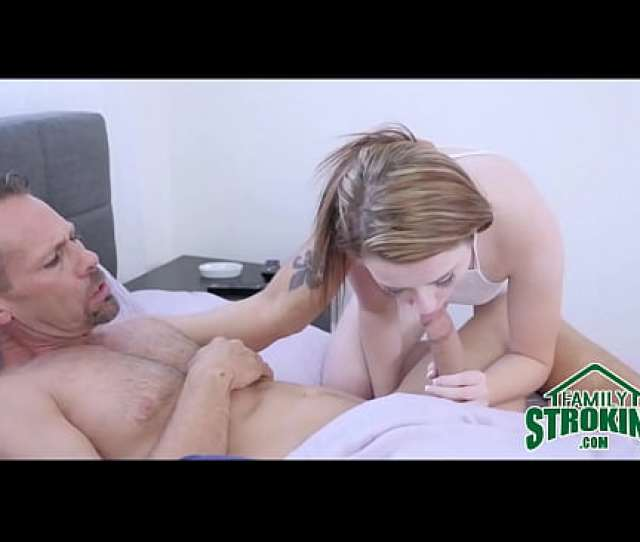 Daughter Wakes Up Step Dad For Fucking While Mom Sleeps Familystroking Com Xnxx Com