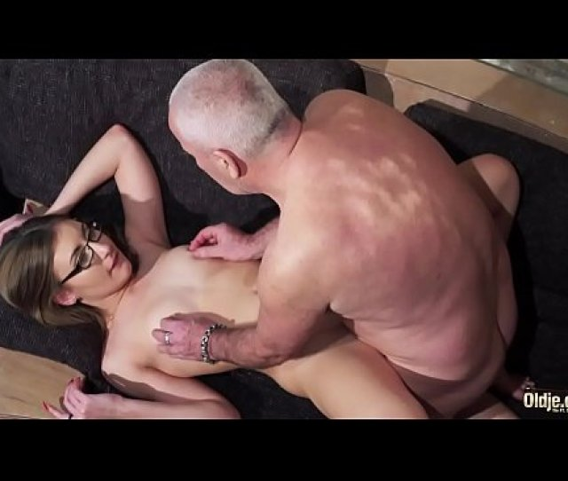 Old And Young Porn Grandpa Fucks Teen Pussy Fingers Her Twat And