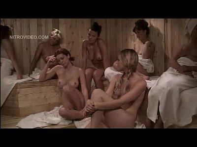 Heather Vandeven nude in the girlonly sauna  XNXXCOM