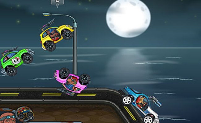 Play Max Fury Death Racer Online For Free Pog Com
