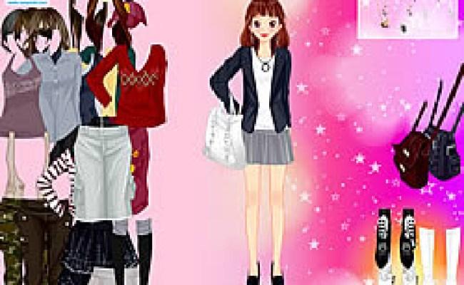Korean Girl Dress Up Game Play Online At Y8