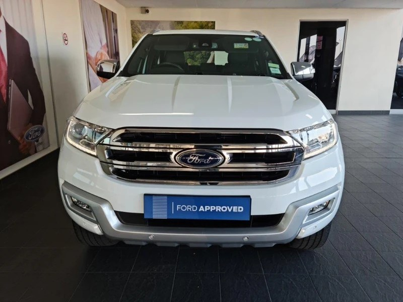 Used Ford Everest 3.2 LTD 4X4 Auto for sale in Gauteng ...