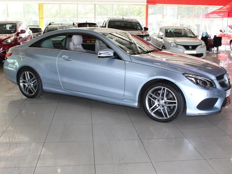Used Mercedes-Benz E-Class E400 Coupe for sale in Gauteng - Cars.co.za (ID:7178146)