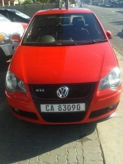 Used Volkswagen Polo Gti 1 8 Tsi For Sale In Gauteng