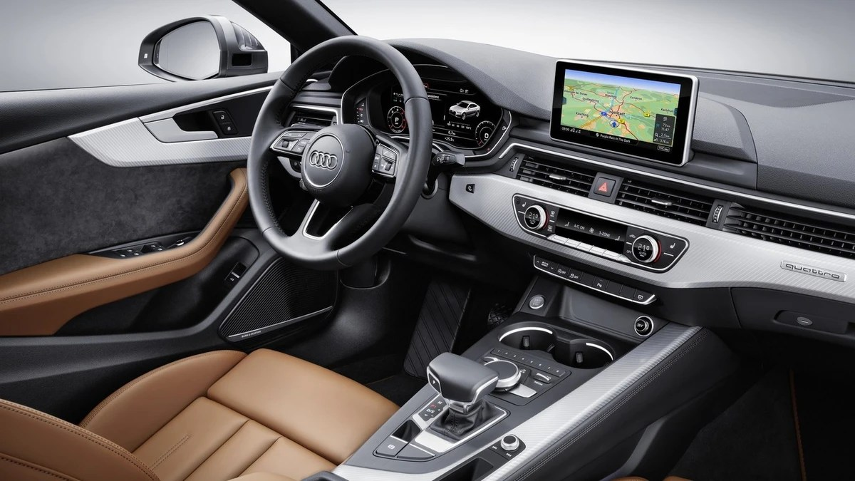 hight resolution of new audi a5 and s5 sportback revealed