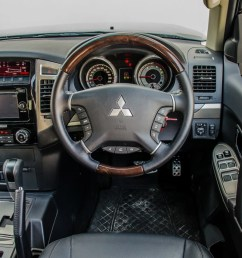 the mitsubishi pajero represents a more traditional take on the suv one that prioritises actual off road ability there are still enough buyers out there  [ 1200 x 839 Pixel ]