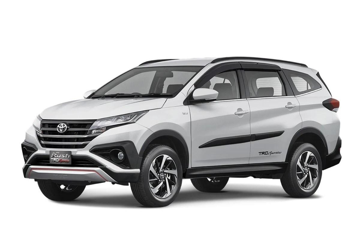 dimensi grand new avanza 2016 harga veloz toyota rush in sa 2018 pricing details cars co za three quarters