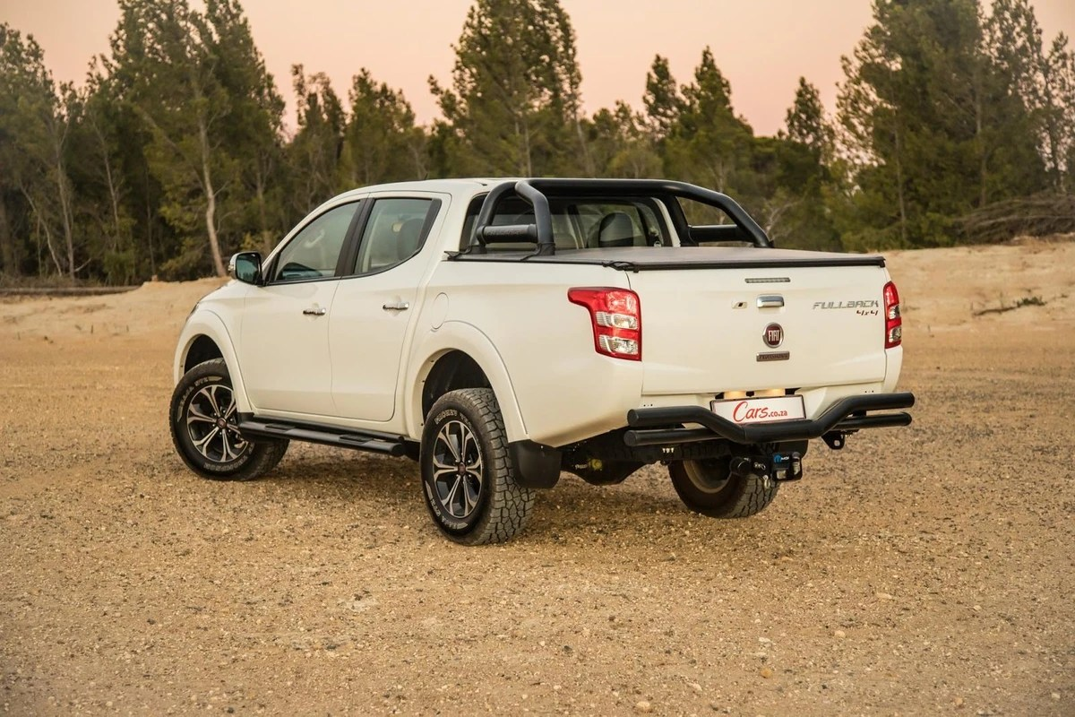 hight resolution of  african double cab market must be strong because of the potential big volumes cracking this segment is tougher than you may think fiat is attempting