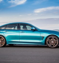 is the bmw 4 series gran coupe just a 3 series with a sloping roofline and [ 1200 x 800 Pixel ]