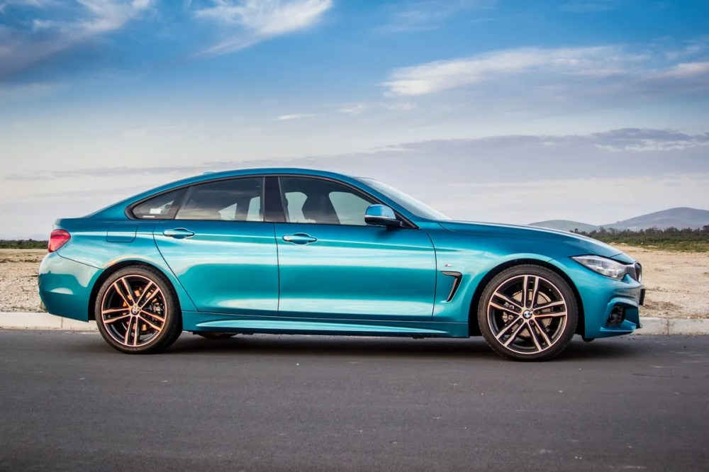 medium resolution of is the bmw 4 series gran coupe just a 3 series with a sloping roofline and