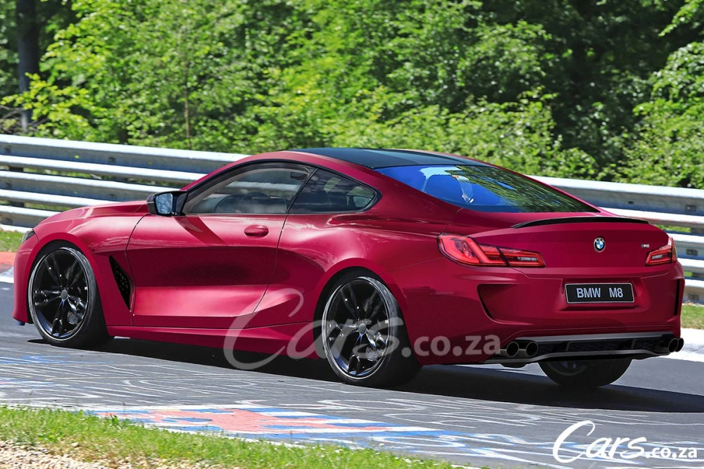 medium resolution of the next bmw m car in the pipeline now that we have officially seen the m5 is the m8 our speculative renderings produced exclusively for cars co za by a