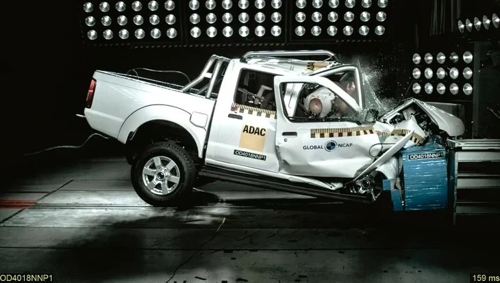 Understanding The Nissan Np300 Zero Star Crash Test