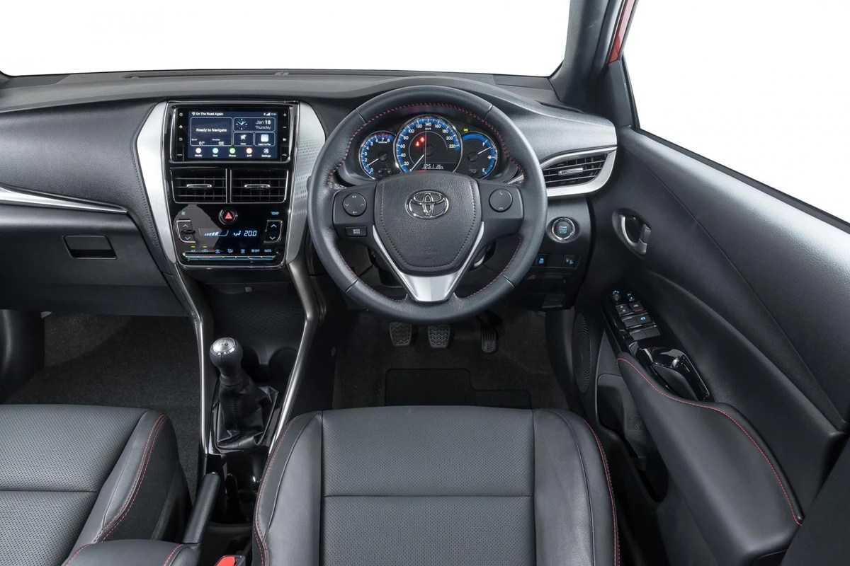 new yaris s 1500cc trd grand avanza 1.3 g m/t 2018 toyota specs price cars co za south africa has launched a hatchback in an effort to steal sales from its rivals the hotly contested compact segment