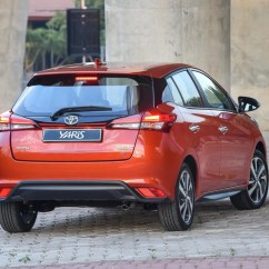 New Yaris Trd Sportivo Cvt 2018 Reflektor Grand Avanza Toyota Launch Review Cars Co Za A Sourced From Thailand Has Been Launched In South Africa It S Bigger And Importantly More Distinctive Than Its Predecessor