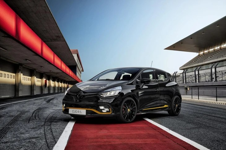Renault Clio RS 18 2018 Specs and Price  Carscoza