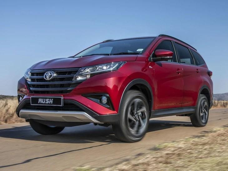 Toyota Rush 2018 Specs  Price  Carscoza