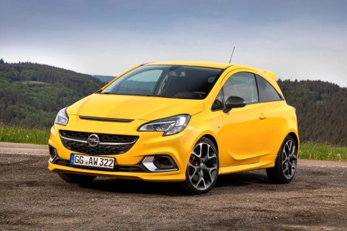 small resolution of the evocative gsi nameplate will soon be back in the south african market opel will introduce a new sporty 3 door corsa gsi to its local lineup in may