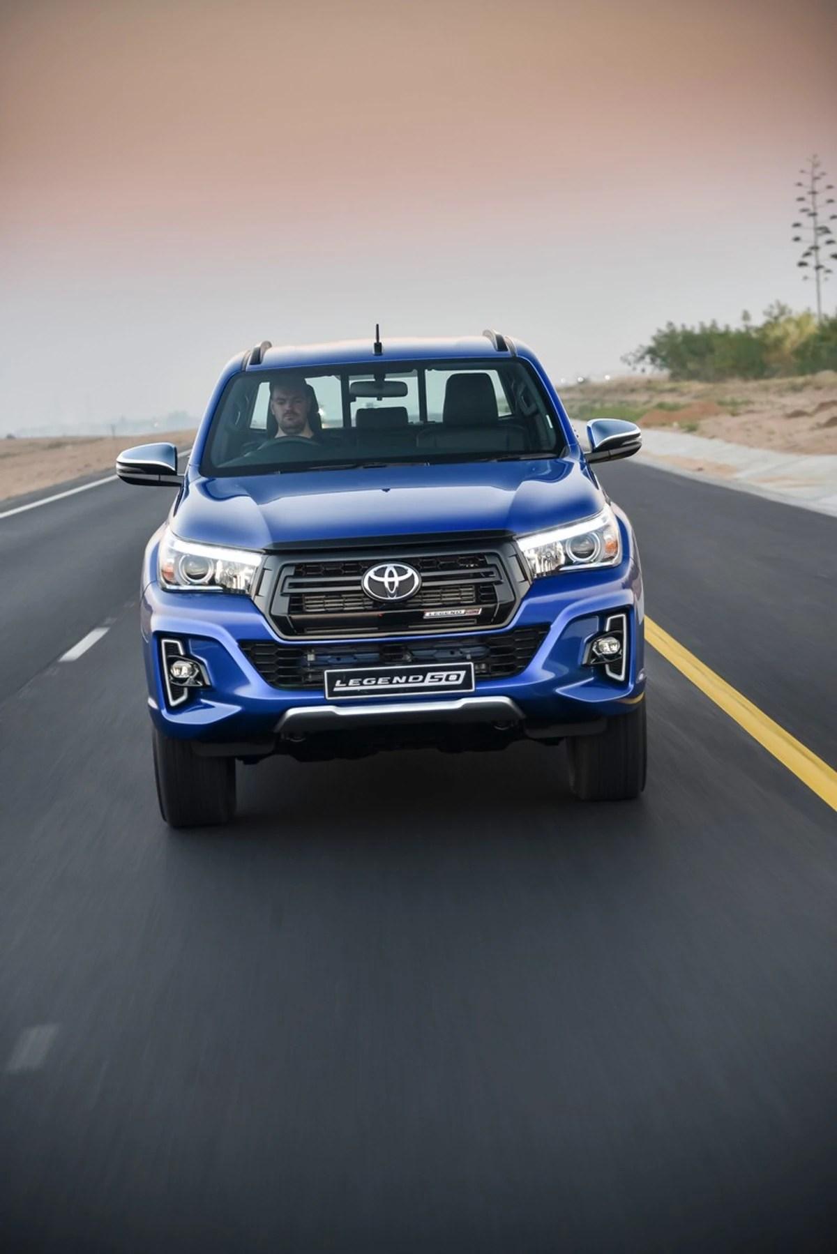 Toyota Hilux Legend 50 2019 Specs Amp Price Cars Co Za