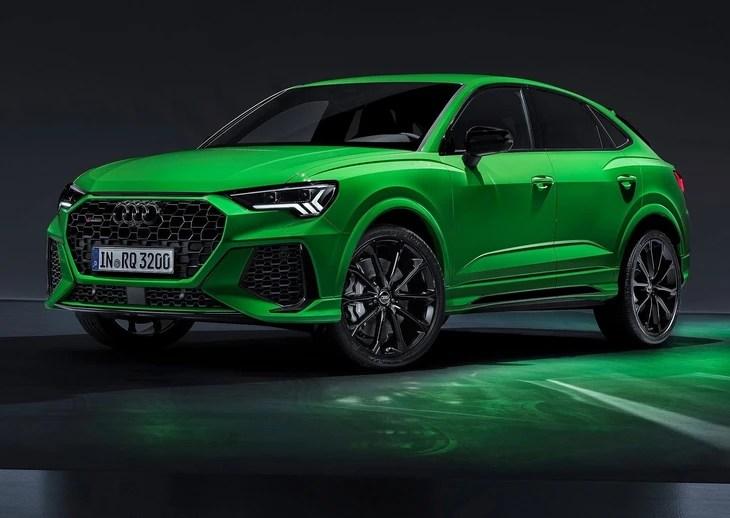 Audi Rs Q3 Sportback Revealed Cars Co Za