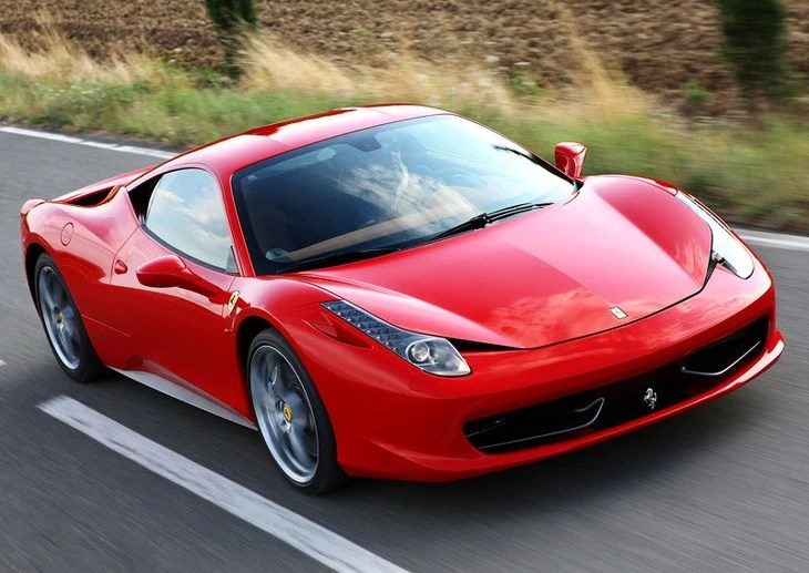 Ferrari 458 Driven Carscoza