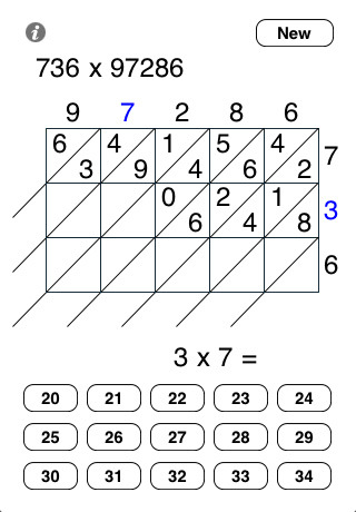 Lattice Multiplication Education Lattice Multiplication