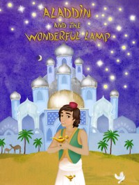 Aladdin and the Wonderful Lamp App for iPad - iPhone