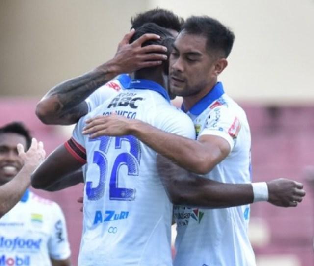 Persib Bandung Kalahkan Pss Sleman   Di Laga Uji Coba Okezone Bola