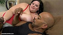 Sexy SSBBW Desiree Divine Sucks Off Shane Diesel