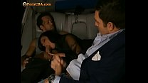 Bokep Hot cuckold in car
