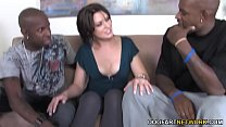 Sarah Shevon Double Penetration With BBC