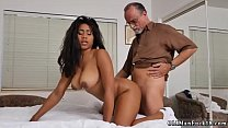 Ebony fake ass and tits Jenna J. Foxx handjob tease red head