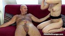 Sandra pupin old man cock