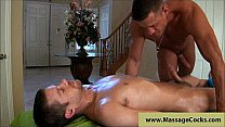 Oily massage