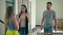 Brazzers - Baby Got Boobs -  Air Blow N Bang with (Ivy Rose) and (Mike Mancini)