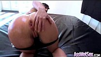 Oiled Big Ass Girl (dollie darko) Banged In Her Behind On Camera mov-14