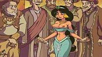 Akabur's Disney's Aladdin Princess Trainer princess jasmine 34