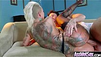 (Bella Bellz) Big Round Oiled Ass Girl Love Hard Anal Intercorse video-10