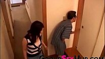 Bokep Japanese mom craves sons cock - Watch free porn videos on GroupSexHub.com