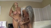 Dani Dare and Leilani Lei Compare Their Pussy PREVEIW