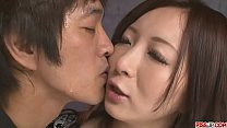 Hot Japanese milf with big boobs Busty Ayami Gets Help With Some Sex Toys