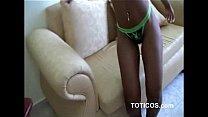 Toticos.com dominican porn - Sugely 18yo black latina teen fuck
