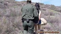 Cop criminal fucking Mexican officer prpopses Kimberly Gates easier