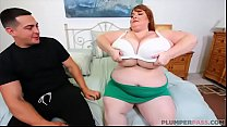 Bokep Huge Tit Fat Boobed BBW Gets Banged