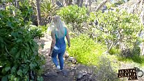 Unforgettable Quickie On The Hiking Trail!