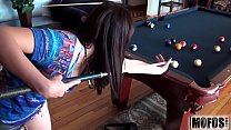 Amateur Latina Cums Hard video starring Nina Lopez - Mofos.com