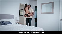 Super Cute Small Petite Babe Orgasms Repeatedly On First Black Dick
