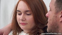 Casual Teen Sex - He sure had some fun fucking this eager chick