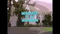 Mischief in the mansion