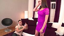Bokep Russian College babe bangs her classmate on 1st date